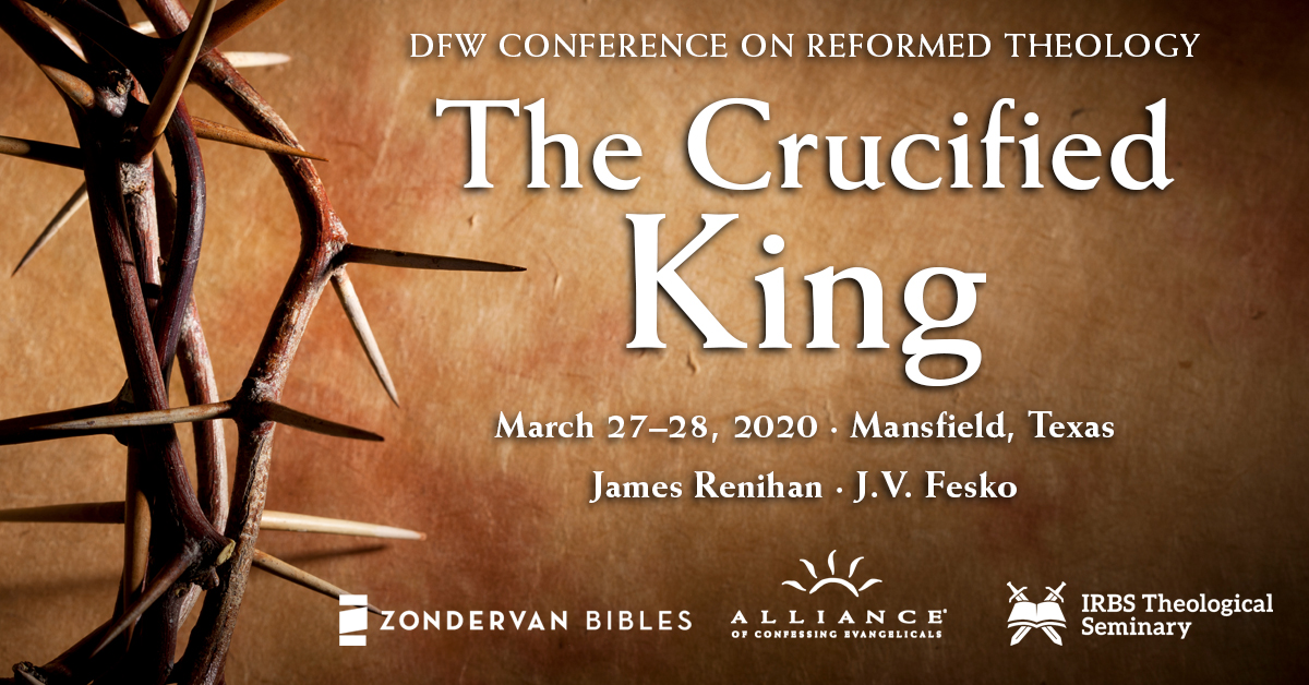 DFW Conference on Reformed Theology